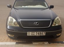 Lexus LS made in 2003 for sale