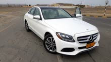 White Mercedes Benz C 300 2016 for sale