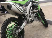 Kawasaki motorbike available in Nizwa