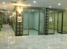 مكاتب للايجار ببرج راقي بالسالميه