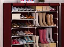 خزانه احذيه او ملابس اللون الي بالصوره فقط الكميه محدوده