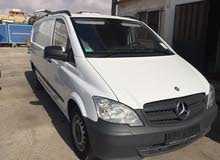 Mercedes Benz Vito car for sale 2014 in Zarqa city
