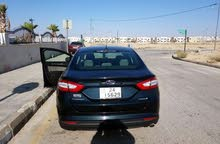 Black Ford Fusion 2014 for sale