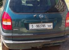 Automatic Used Opel Zafira