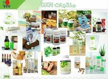 منتجات ومكملات غذائية
