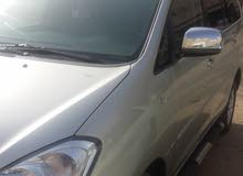 Toyota Innova 2008 For sale - Silver color