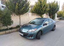 Automatic Turquoise Mazda 2010 for sale