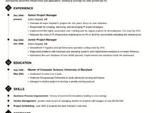 Xpapers Services CV Templates design