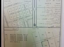 ارض سكنية مساحتها 600 م
