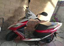 Used SYM motorbike up for sale in Karbala