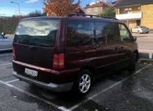Manual Maroon Mercedes Benz 2003 for sale