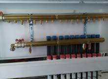 مواسرجي طبربور تمديدات صحية / تدفئة / صيانة 0795551305