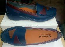 احذية حريمي جلد طبيعي فاخرة بسعر المصنع
