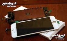 شاشات آيفون 6 الأصلية والدرجة الأولى