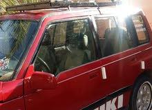 Automatic Red Suzuki 1995 for sale