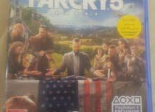 Farcry 5 عربية playstation4