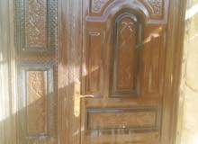 باب مدخل حديد