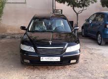 Gasoline Fuel/Power   Hyundai Azera 2007