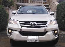Gasoline Fuel/Power   Toyota Fortuner 2016