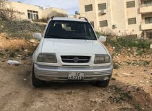 Suzuki Grand Vitara 2000 For sale - White color