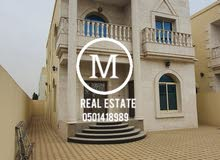 Villa age is 0 - 11 months, consists of 5 Bedrooms Rooms and 5+ Bathrooms Bathrooms