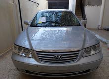 Silver Hyundai Azera 2006 for sale