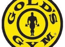 اشتراكين في نادي جولدز جيم (Golds gym) بجانب السيتي مول