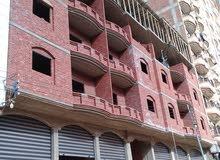 شقة سكنية موقع رائع في الكاكولا بين البنك الأهلي وبنك مصر تاني نمرة من الرئيسي والبيع من المالك