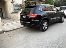 Black Jeep Grand Cherokee 2011 for sale