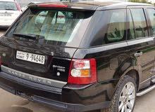 للتواصل:99222094 2500 Range Rover sport 2008 رنج روفر اسبورت موديل لون