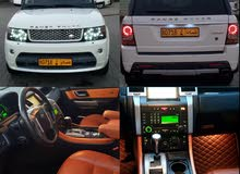 Land Rover Range Rover Sport 2008 For sale - White color