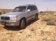 Gasoline Fuel/Power   Toyota Land Cruiser J70 2002