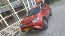 Toyota RAV 4 car for sale 2016 in Muscat city