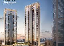 2 -3 bedrooms opposite to Downtown Dubai Skyline, Creekside 18