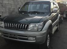 New 2002 Prado for sale