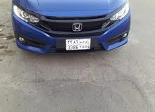 Gasoline Fuel/Power   Honda Civic 2018