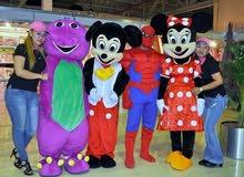 تنظيم حفلات أعياد الميلاد للأطفال