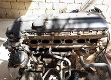 محرك BMW 525 فنس واحد