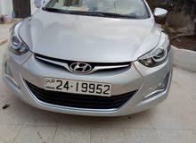 Hyundai Avante made in 2015 for sale