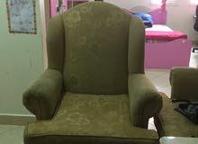 2 كرسي انترية
