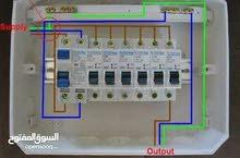 صيانة وتنفيذ كافة الاعمال الكهربائية