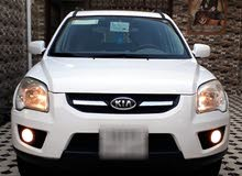 New condition Kia Sportage 2009 with 0 km mileage