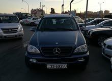 Used Mercedes Benz ML 2004