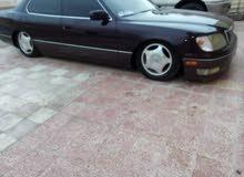 20,000 - 29,999 km Lexus LS 1998 for sale