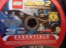 دسكتين ps3 للبيع نظاف يشتغلوا  Batman و Lego batman