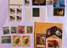 طوابع بريدية قديمة ونادرة