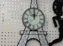 ساعات جداري مختلف الاشكال