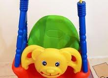 اغراض للاطفال قمه في النظافه..بحالة الجديد (مورجيحه-كرسي-لهايه)