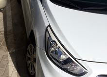 For sale Hyundai Accent car in Abu Dhabi