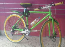 دراجة هوائية خاصه بسباق رقم 26 شبابي روعه